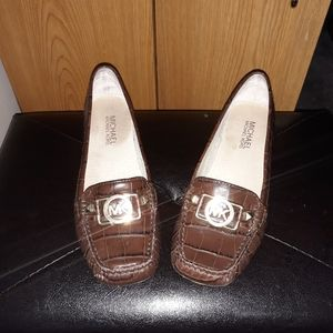 Michael Kors branded mocassin loafers